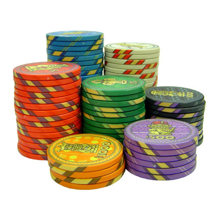 james bond luxury poker set